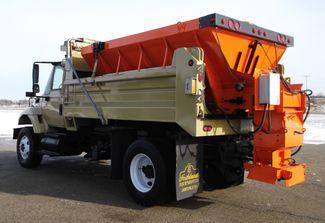 2006 International 7400 Snow Plow Dump Truck, 11', Dump with Spreader ., . 8