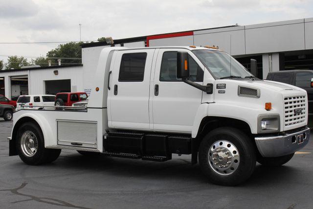 2006 Isuzu HVR HTR 6500 (KODIAK/TOPKICK) Crew Cab - HAULER Mooresville , NC 18