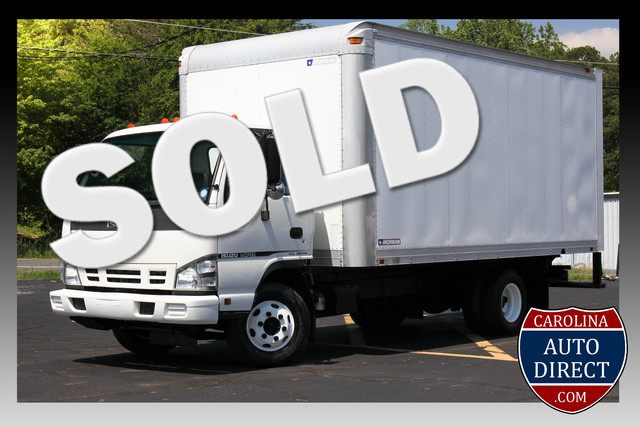 2006 Isuzu NPR DSL Box Truck-Straight Truck Mooresville , NC 0