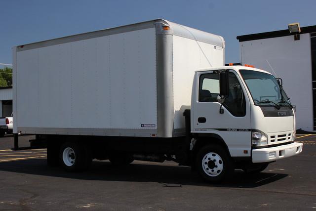 2006 Isuzu NPR DSL Box Truck-Straight Truck Mooresville , NC 11