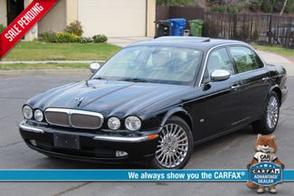 "2006 Jagar XJ VANDEN PLAS NAVIGATION 19"" ALLOY WHLS SERVICE RECORDS XENON LEATHER Woodland Hills, CA"