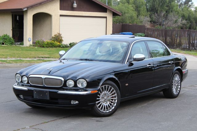 "2006 Jagar XJ VANDEN PLAS NAVIGATION 19"" ALLOY WHLS SERVICE RECORDS XENON LEATHER Woodland Hills, CA 41"