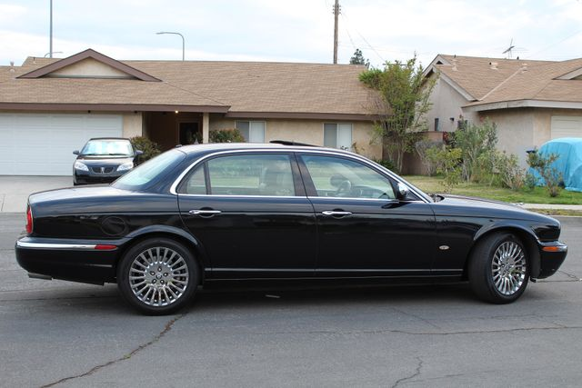 "2006 Jagar XJ VANDEN PLAS NAVIGATION 19"" ALLOY WHLS SERVICE RECORDS XENON LEATHER Woodland Hills, CA 8"