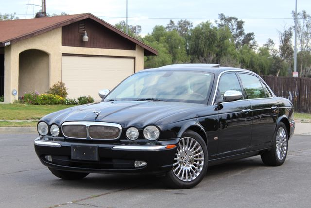 "2006 Jagar XJ VANDEN PLAS NAVIGATION 19"" ALLOY WHLS SERVICE RECORDS XENON LEATHER Woodland Hills, CA 42"