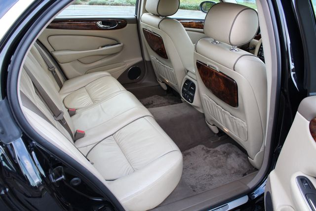 "2006 Jagar XJ VANDEN PLAS NAVIGATION 19"" ALLOY WHLS SERVICE RECORDS XENON LEATHER Woodland Hills, CA 34"