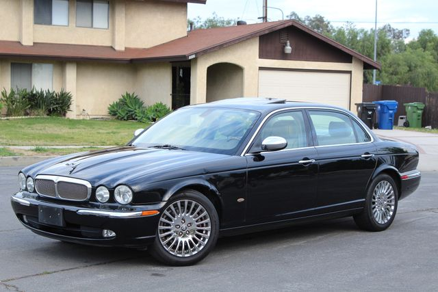 "2006 Jagar XJ VANDEN PLAS NAVIGATION 19"" ALLOY WHLS SERVICE RECORDS XENON LEATHER Woodland Hills, CA 2"