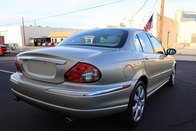 2006 Jaguar X-TYPE* RARE AWD* LEATHER* AUTO* MOONROOF* ULTRA LOW MI* LIKE NEW* WOW Las Vegas, Nevada 4
