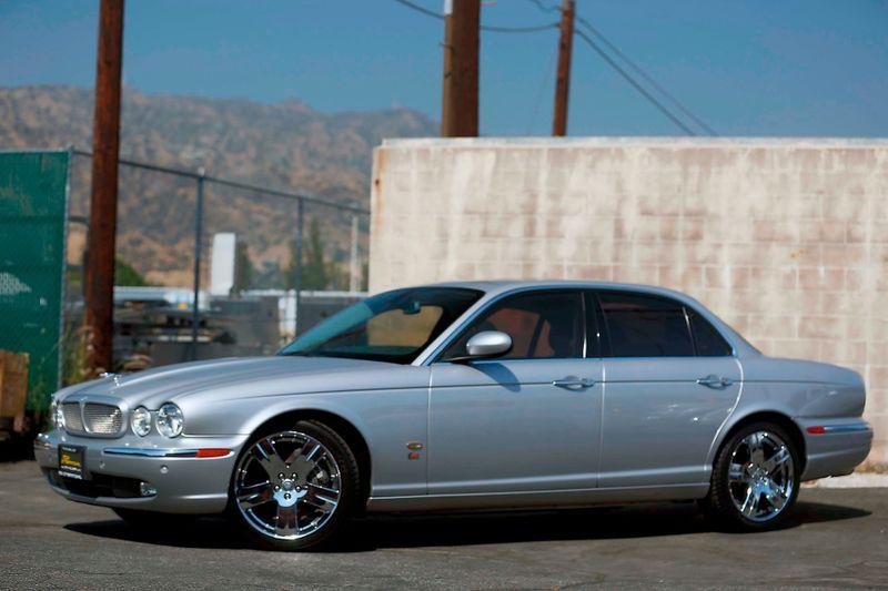 2006 Jaguar XJ XJR - Supercharged - Navigation  city California  MDK International  in Los Angeles, California