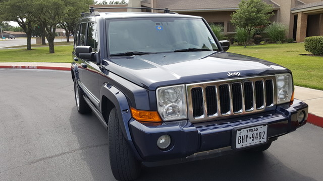 2006 Jeep Commander Limited Arlington, Texas 0