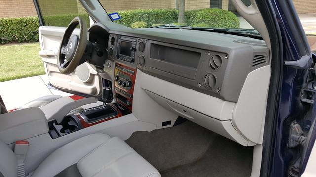 2006 Jeep Commander Limited Arlington, Texas 18
