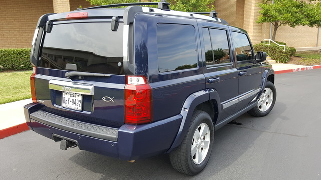 2006 Jeep Commander Limited Arlington, Texas 4