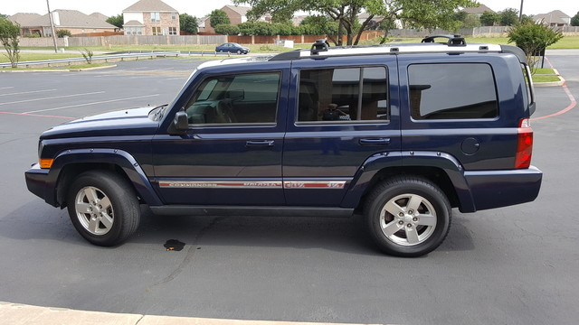 2006 Jeep Commander Limited Arlington, Texas 8