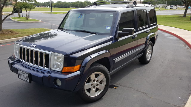 2006 Jeep Commander Limited Arlington, Texas 1