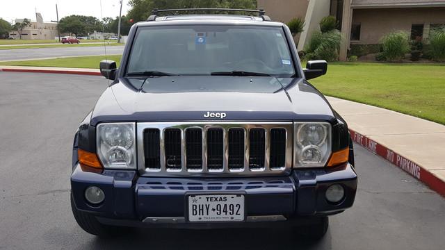 2006 Jeep Commander Limited Arlington, Texas 3
