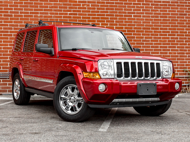 2006 Jeep Commander Limited Burbank, CA 2