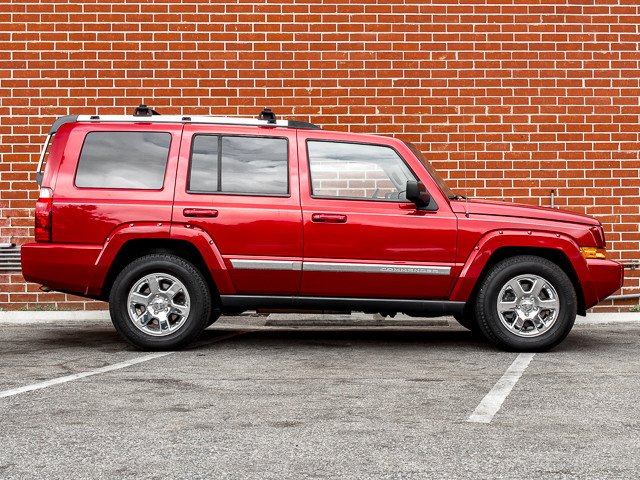 2006 Jeep Commander Limited Burbank, CA 6