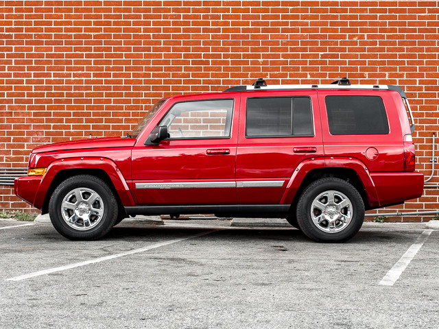 2006 Jeep Commander Limited Burbank, CA 7