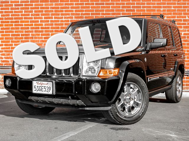 2006 Jeep Commander Limited Burbank, CA 0