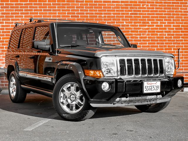 2006 Jeep Commander Limited Burbank, CA 1