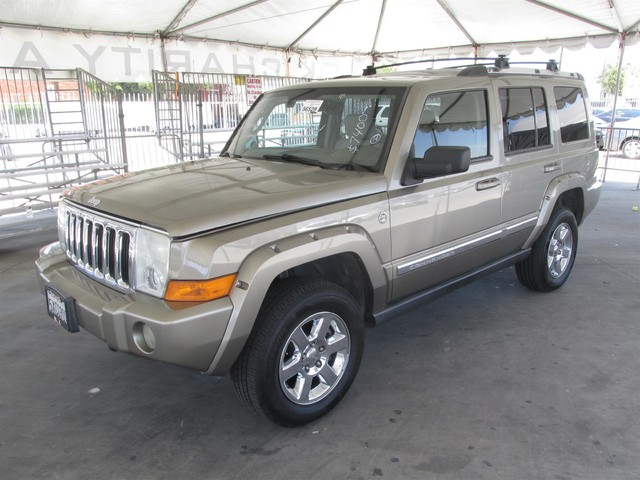 2006 Jeep Commander Limited This particular Vehicles true mileage is unknown TMU Please call o