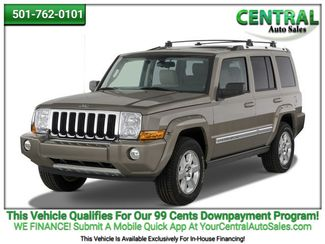2006 Jeep Commander  | Hot Springs, AR | Central Auto Sales in Hot Springs AR