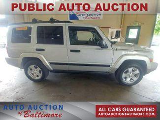 2006 Jeep Commander    JOPPA, MD   Auto Auction of Baltimore  in Joppa MD