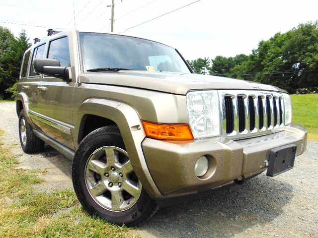 2006 Jeep Commander Limited 4X4 Leesburg, Virginia 1