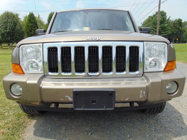 2006 Jeep Commander Limited 4X4 Leesburg, Virginia 6
