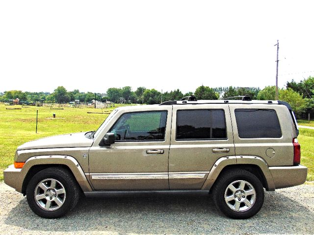 2006 Jeep Commander Limited 4X4 Leesburg, Virginia 3