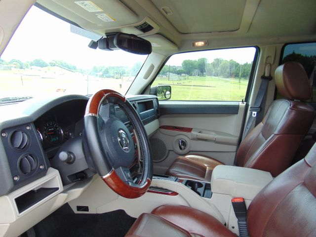 2006 Jeep Commander Limited 4X4 Leesburg, Virginia 22