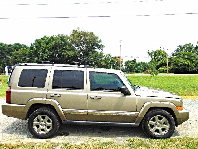 2006 Jeep Commander Limited 4X4 Leesburg, Virginia 2