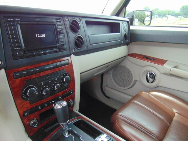 2006 Jeep Commander Limited 4X4 Leesburg, Virginia 48