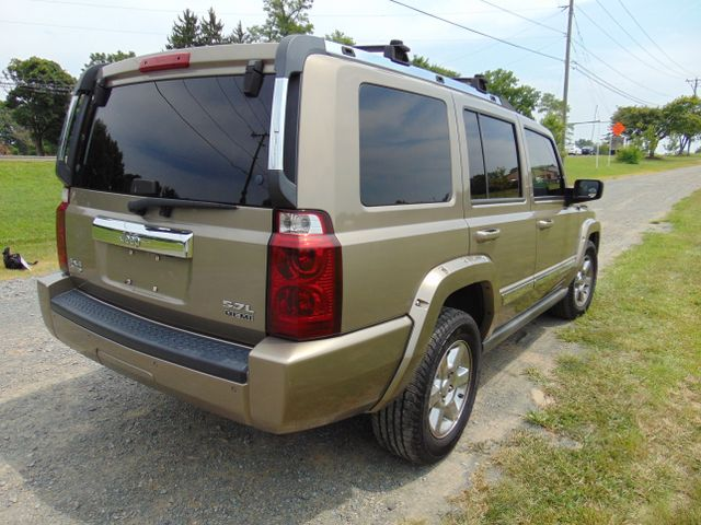 2006 Jeep Commander Limited 4X4 Leesburg, Virginia 4