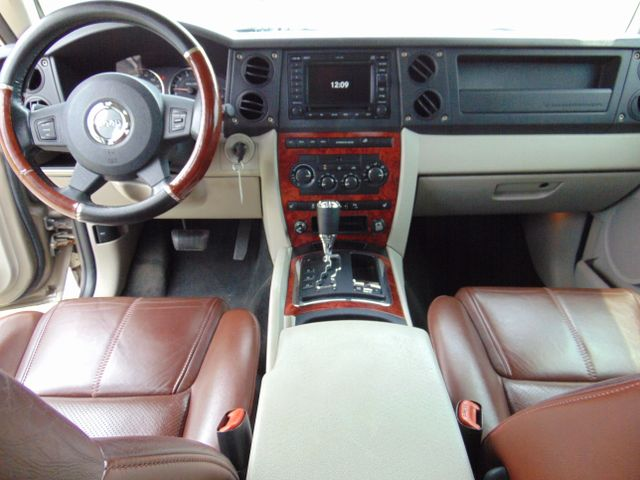 2006 Jeep Commander Limited 4X4 Leesburg, Virginia 37