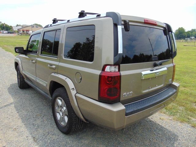 2006 Jeep Commander Limited 4X4 Leesburg, Virginia 5