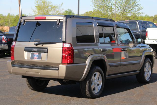 2006 Jeep Commander RWD - 3RD ROW - REAR AIR! Mooresville , NC 24