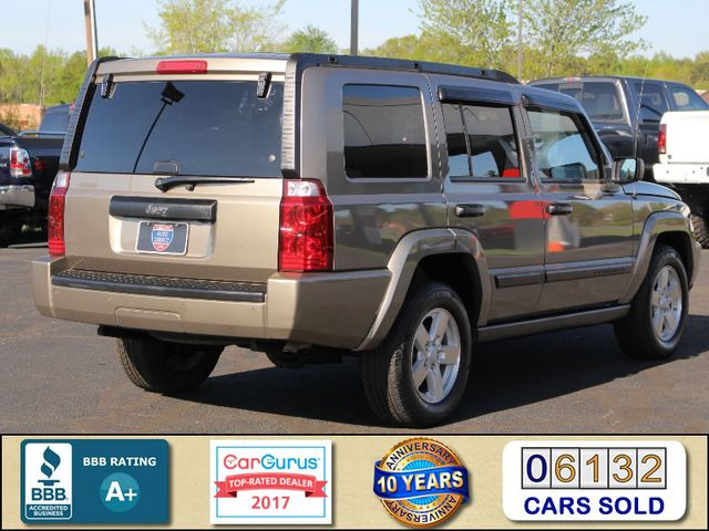 2006 Jeep Commander RWD - 3RD ROW - REAR AIR! Mooresville , NC 2