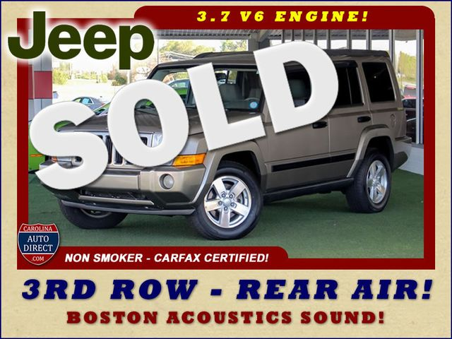 2006 Jeep Commander RWD - 3RD ROW - REAR AIR! Mooresville , NC 0