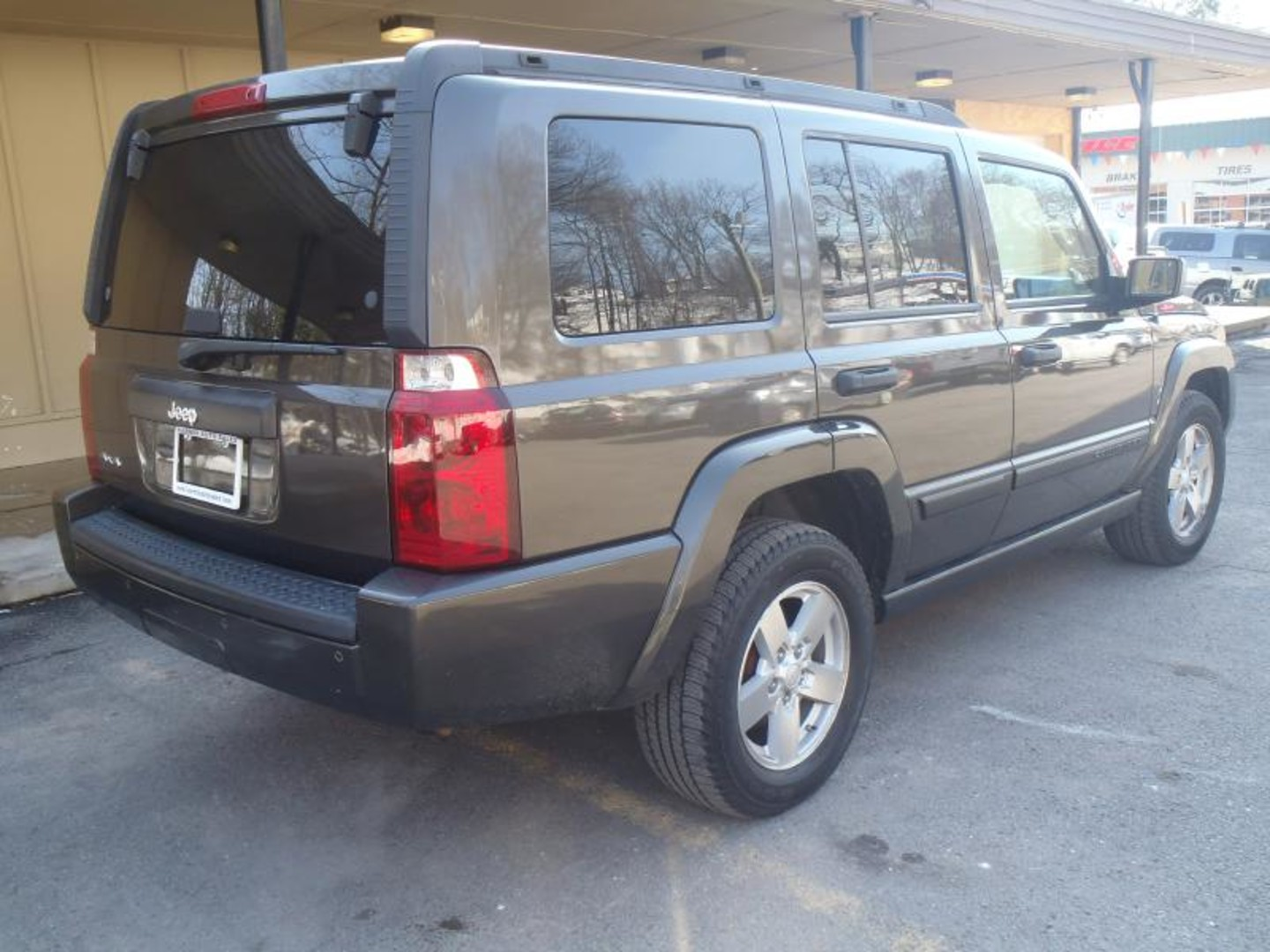2006 jeep commander city pa carmix auto sales. Black Bedroom Furniture Sets. Home Design Ideas