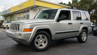2006 Jeep Commander in Lighthouse Point FL