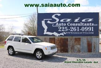 2006 Jeep Grand Cherokee Laredo  4WD  Leather V6 Leather Loaded in Baton Rouge  Louisiana