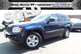 2006 Jeep Grand Cherokee Laredo 4x4 Leather Clean Carfax We Finance | Canton, Ohio | Ohio Auto Warehouse LLC in  Ohio