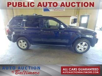 2006 Jeep Grand Cherokee Laredo | JOPPA, MD | Auto Auction of Baltimore  in Joppa MD