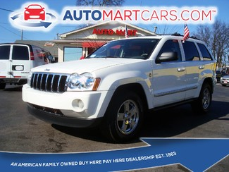 2006 Jeep Grand Cherokee Limited | Nashville, Tennessee | Auto Mart Used Cars Inc. in Nashville Tennessee