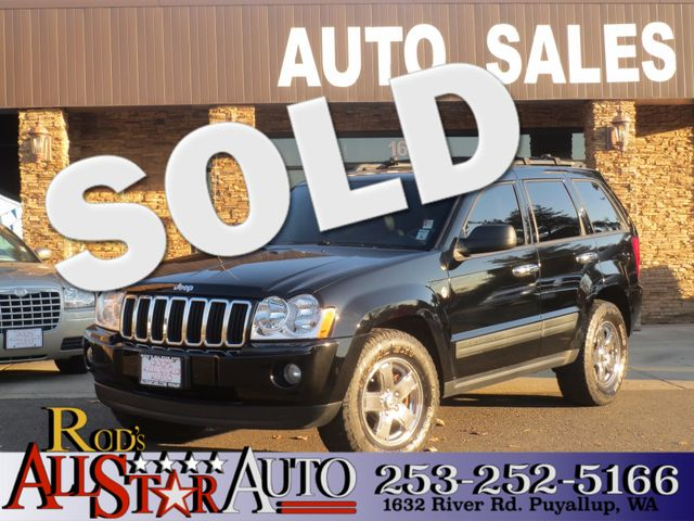 2006 Jeep Grand Cherokee Laredo 4WD The CARFAX Buy Back Guarantee that comes with this vehicle mea