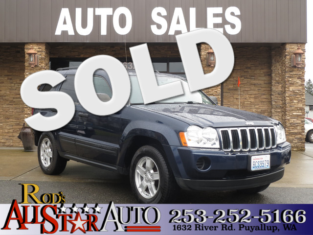 2006 Jeep Grand Cherokee Laredo 4WD Catering to more on-road driving our 2006 Jeep Grand Cherokee