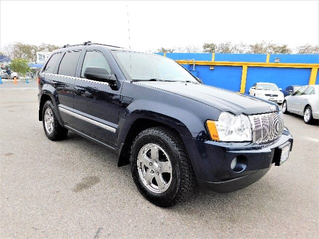 2006 Jeep Grand Cherokee Limited Limited warranty included to assure your worry-free purchase Aut