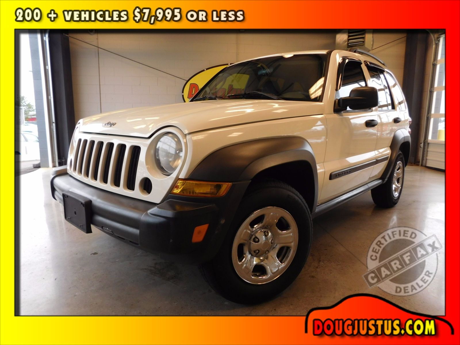 2006 jeep liberty sport city tn doug justus auto center inc for Motor city auto center