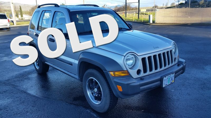 2006 Jeep Liberty Sport 4WD | Ashland, OR | Ashland Motor Company in Ashland OR