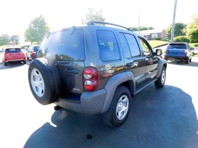 2006 Jeep Liberty Sport Ephrata, PA 3